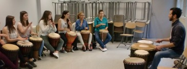 cours percussions africaines