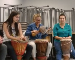 cours percussion diabarra